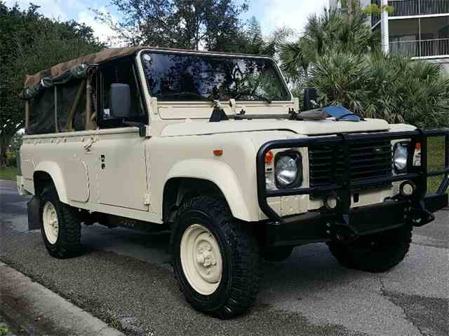 Picture of '89 Defender - MMHG