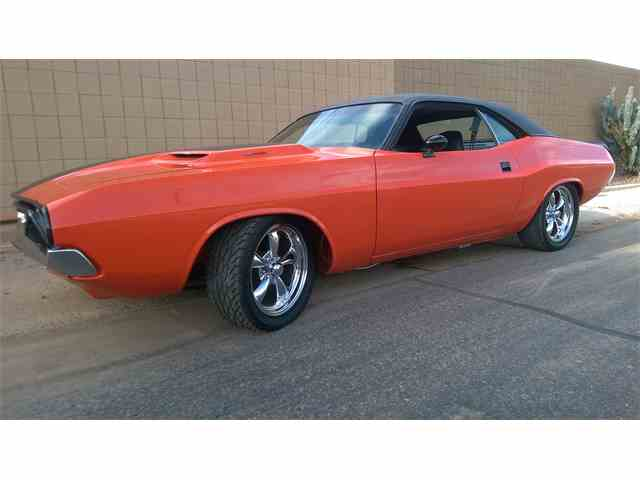 Picture of '72 Challenger - MMHN