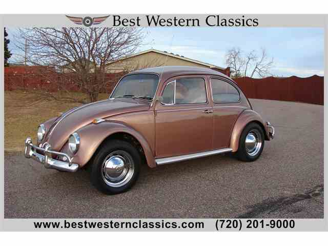 Picture of '67 Beetle - MMIS