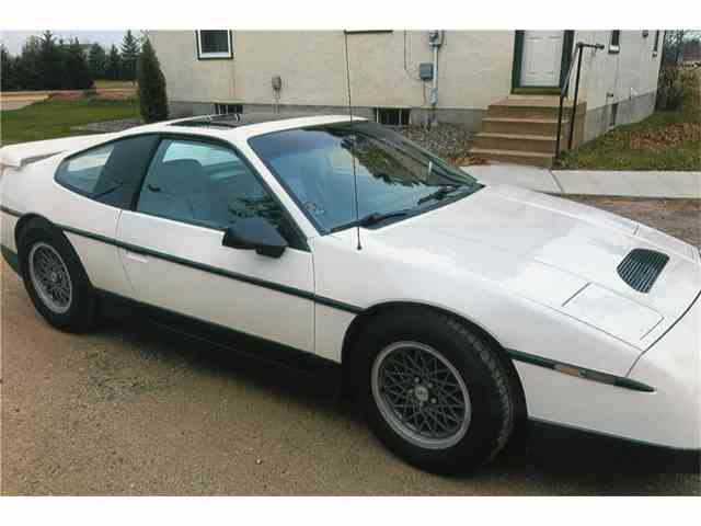 Picture of '86 Fiero - MIMB
