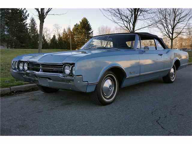 Picture of Classic 1966 Oldsmobile Dynamic 88 - MIMC