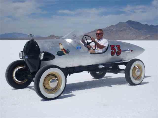 CC-1055682 1929 Ford Race Car