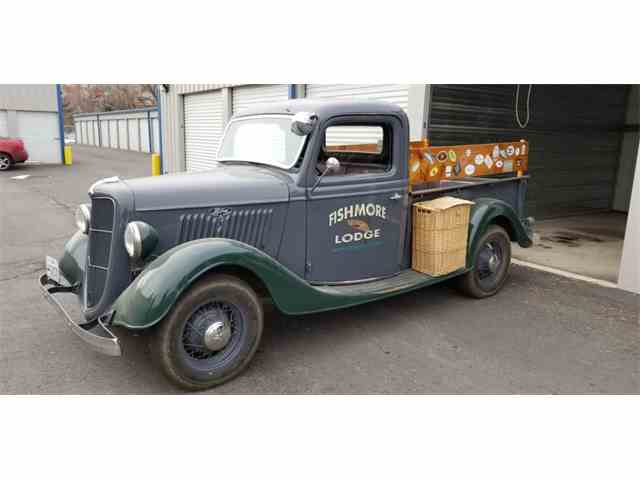 Picture of '35 Pickup - MMKM
