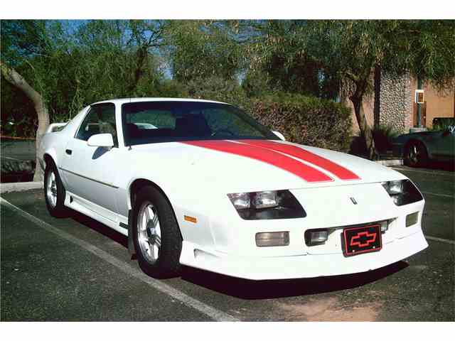 Picture of '92 Camaro Z28 - MMKQ