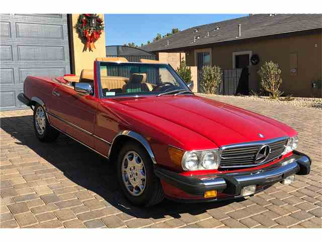 Picture of '87 560SL - MML1