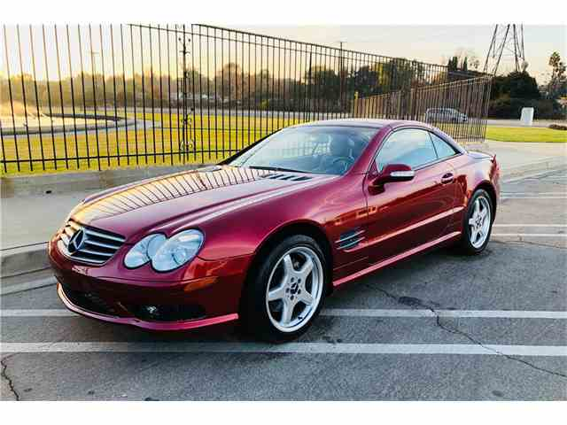 Picture of '03 SL500 - MML6
