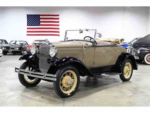 Picture of '31 Model A - MMLB