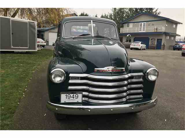 Picture of 1949 Chevrolet 3100 located in Scottsdale ARIZONA Auction Vehicle Offered by Barrett-Jackson Auctions - MIMK