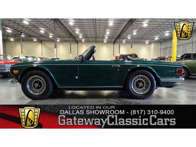 Picture of '72 TR6 - MMM5