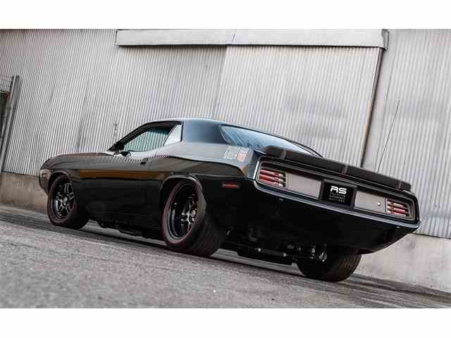 "Picture of '70 Barracuda  ""Fast & Furious"" 6 & 7 The Cudanator - MMMF"