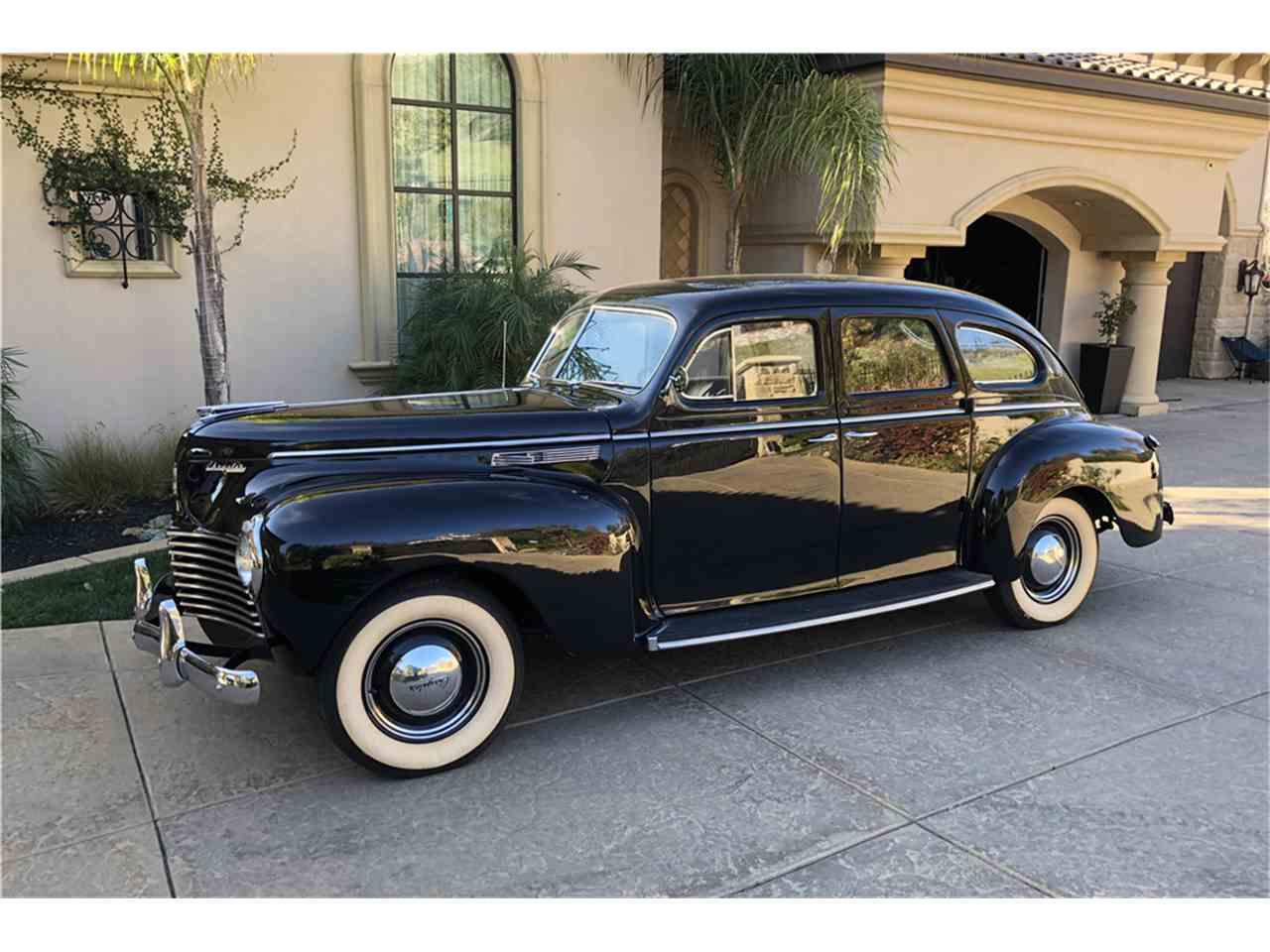 1940 Chrysler Windsor for Sale | ClassicCars.com | CC-1055754