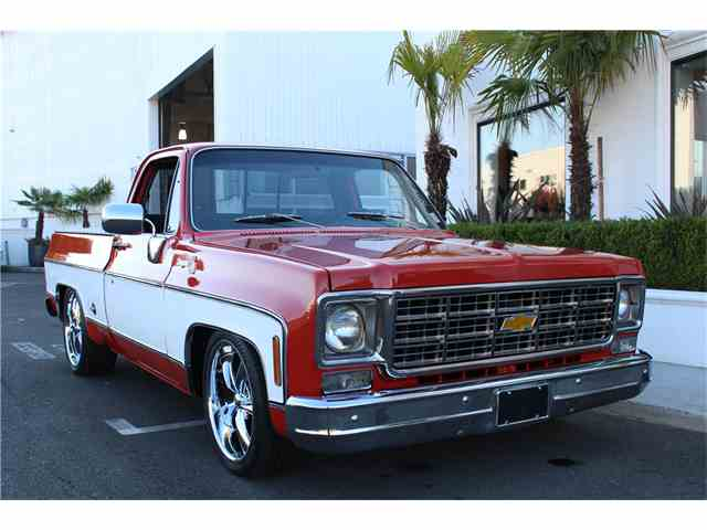 Picture of 1977 C/K 10 Offered by Barrett-Jackson Auctions - MIMQ