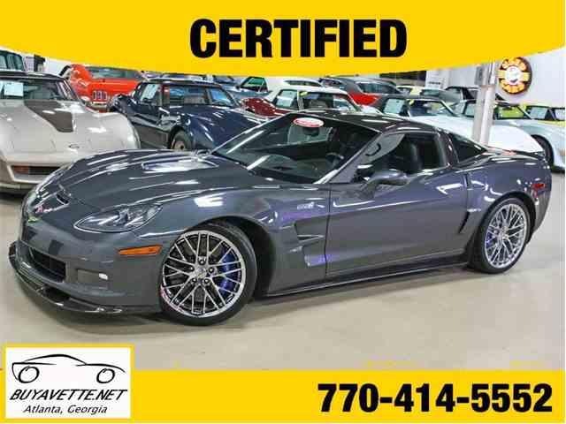 Picture of '10 Corvette - MMND