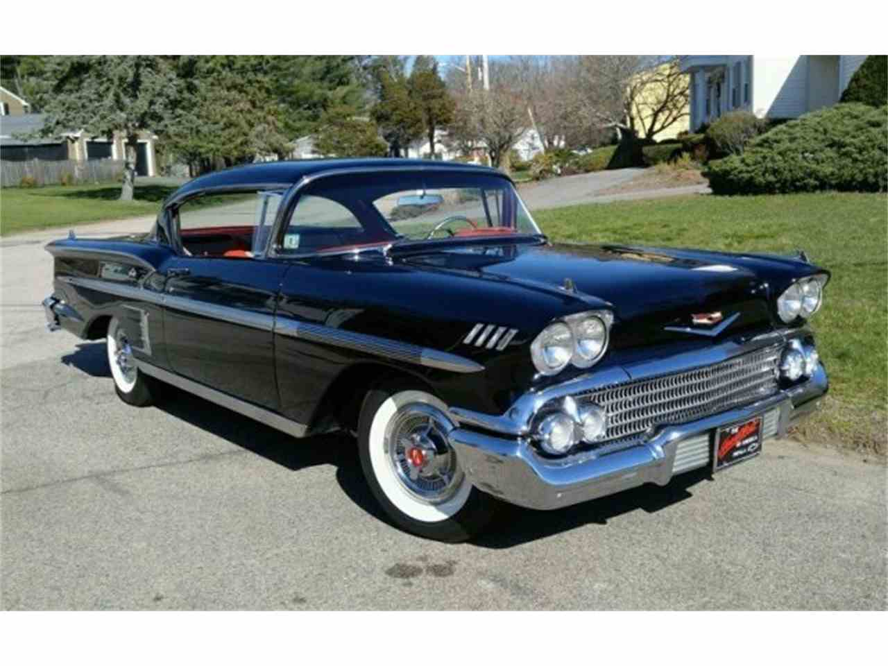 1958 chevrolet impala for sale cc 1055795. Black Bedroom Furniture Sets. Home Design Ideas