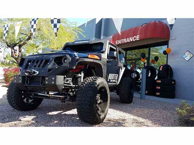 Picture of '07 Wrangler Sema Custom - MMOB