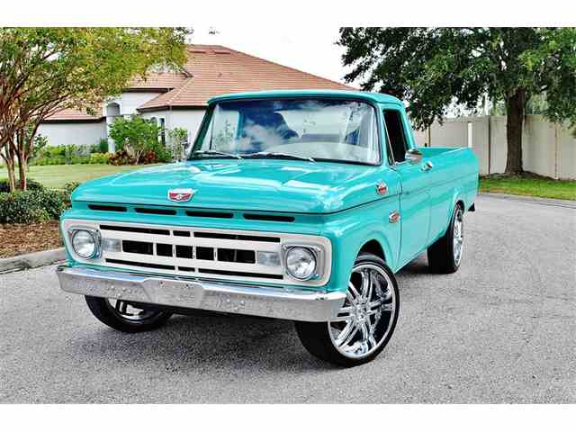Picture of '61 F100 - MMOV