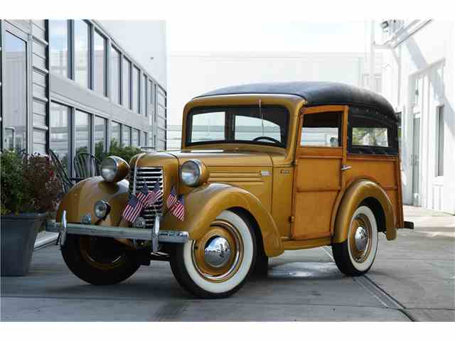 Picture of '39 Woody Wagon - MIMW