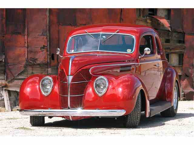 Picture of '39 5-Window Coupe - MMPE