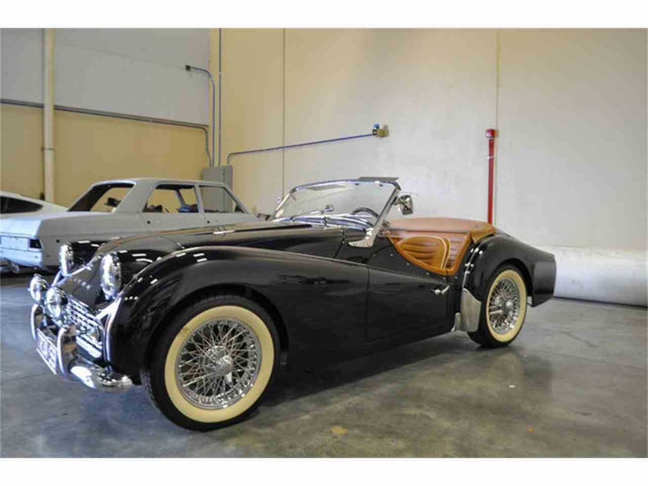 1959 Triumph TR3 for Sale | ClassicCars.com | CC-1055882