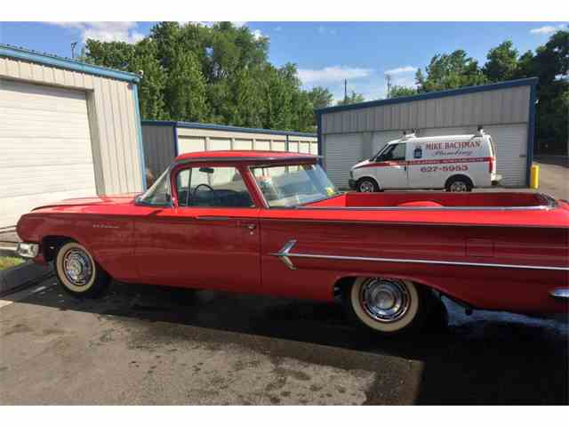 Picture of '60 Chevrolet El Camino Offered by Classic Car Auction Group - MMQ5