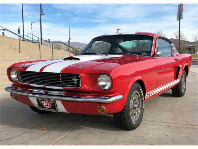 Picture of '66 Mustang GT350 - MMQA