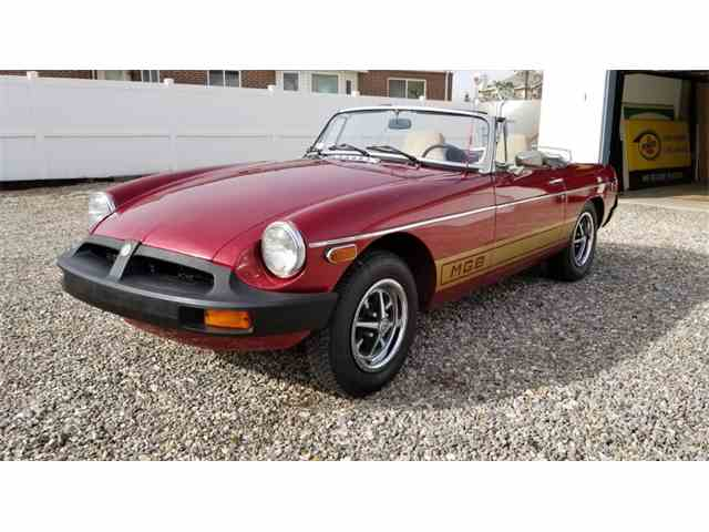 Picture of '77 MGB - MMQG