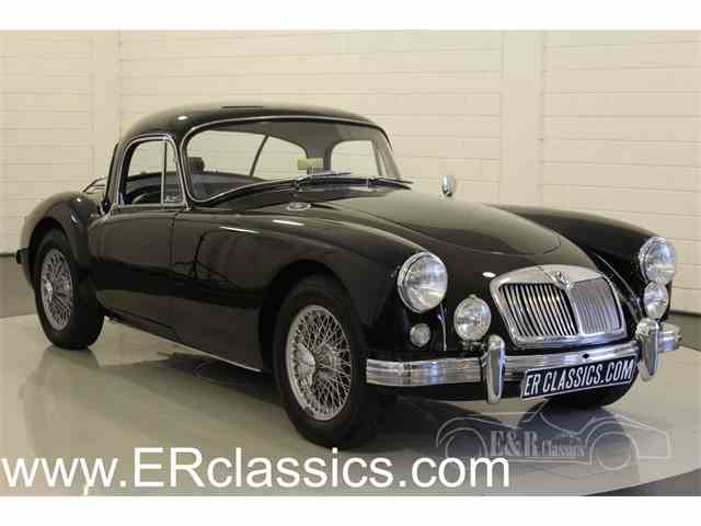 Picture of '57 MGA - MMQJ