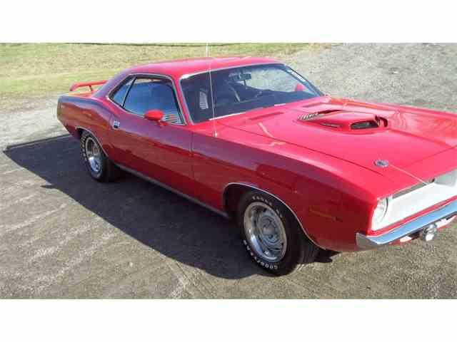 Picture of '70 Barracuda - MMRH