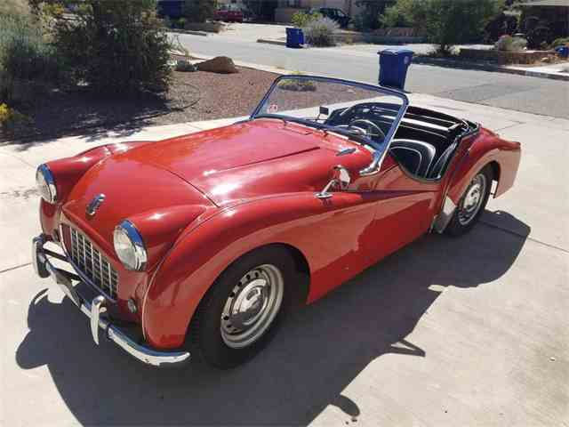 Picture of '56 TR3 - MMRK