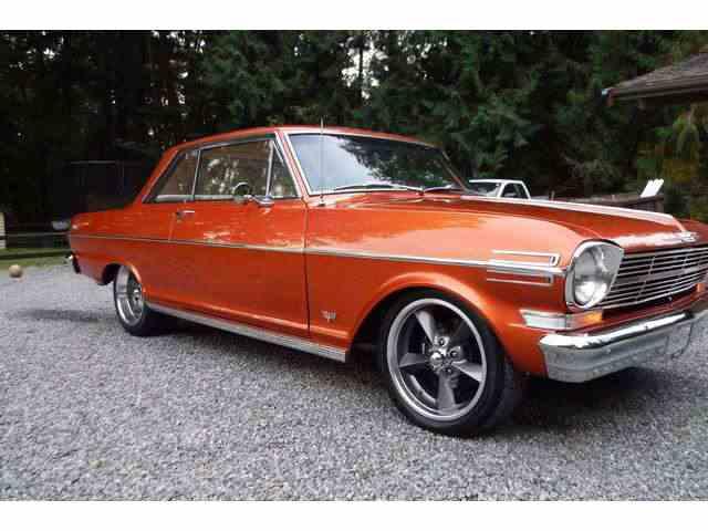 1962 Chevrolet Nova For Sale On