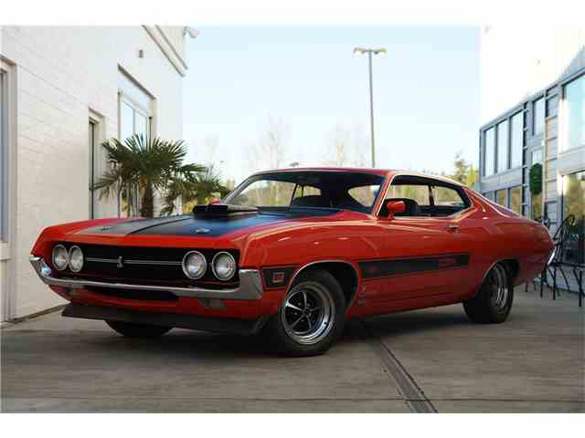 Picture of 1970 Ford Torino located in Scottsdale ARIZONA Auction Vehicle - MIN7