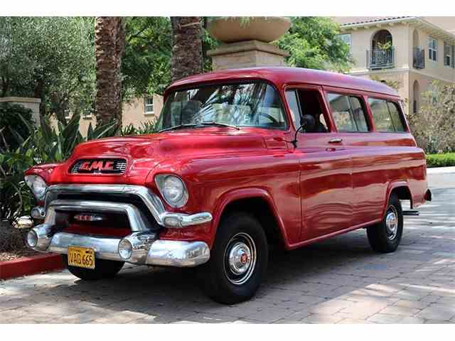 Picture of '56 Suburban - MMS8