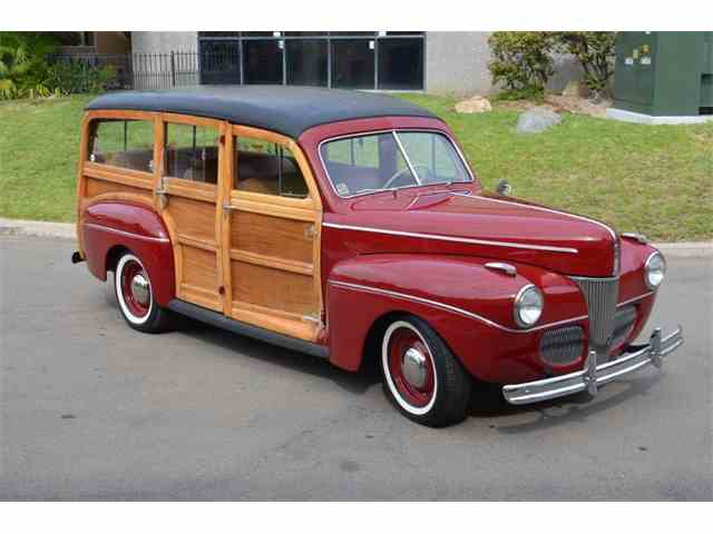 Picture of '41 Station Wagon - MMSC