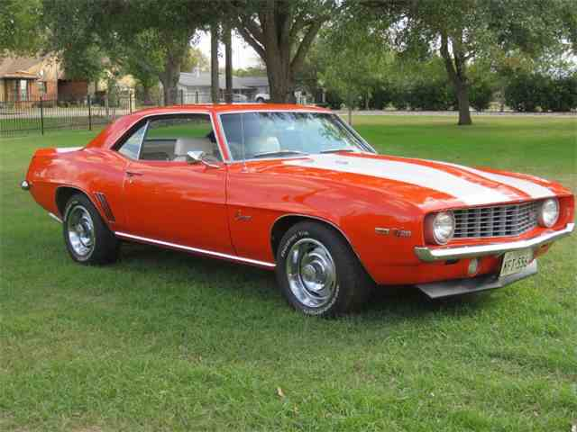 Picture of '69 Camaro - MMSE