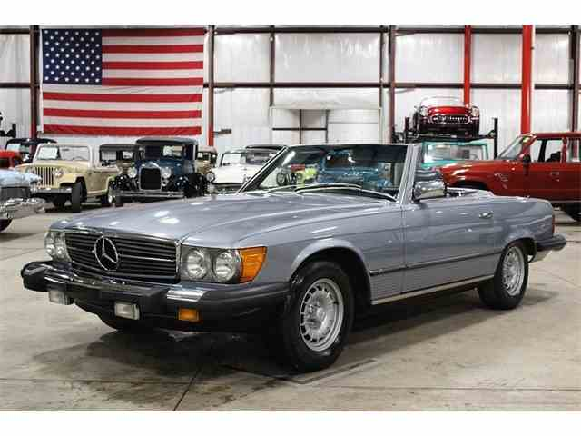 Picture of '84 380SL - MMSZ