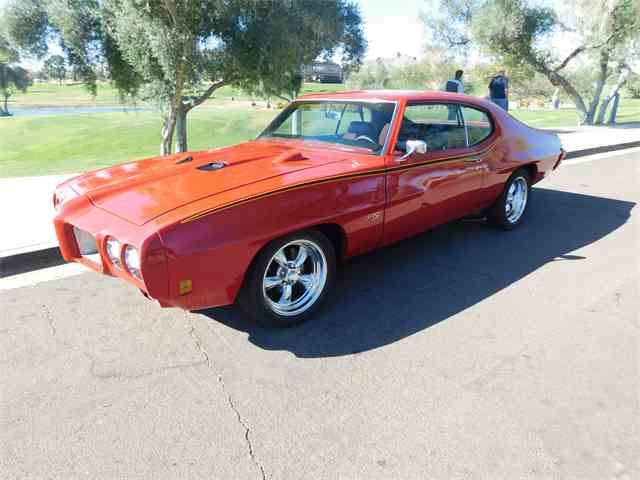 1970 Pontiac GTO | 1050006