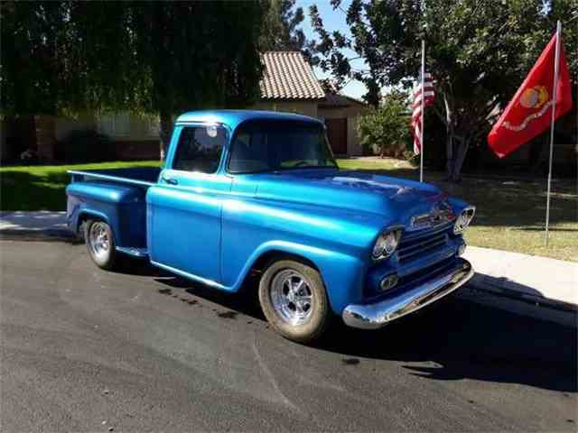 Picture of 1957 Chevrolet 3100 located in Cadillac Michigan - $25,995.00 Offered by Classic Car Deals - MMTI