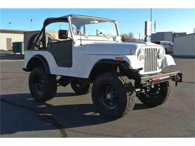 Picture of Classic 1972 Jeep CJ5 located in Scottsdale ARIZONA Auction Vehicle Offered by Barrett-Jackson Auctions - MIND
