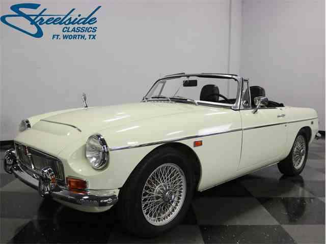 Picture of Classic '69 MGC located in Ft Worth Texas - MINE