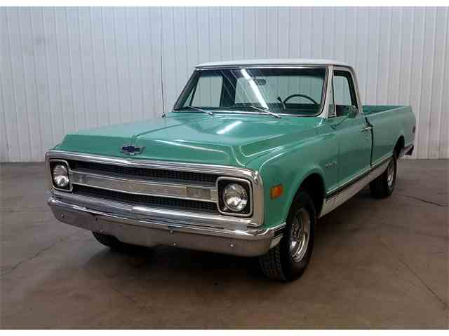 Picture of '69 C10 - MMUL