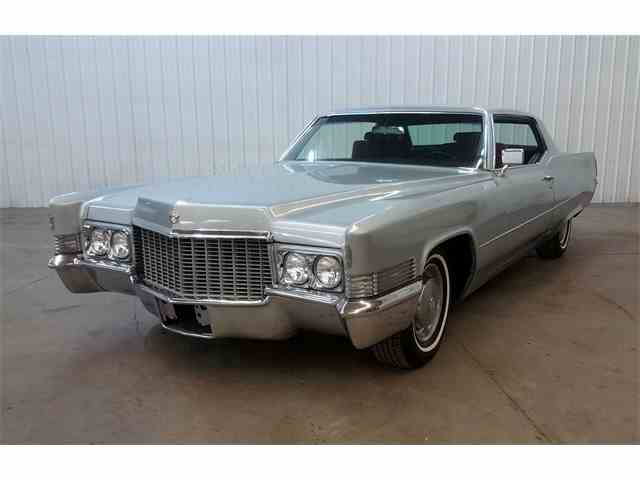 Picture of '70 Coupe DeVille - MMUO