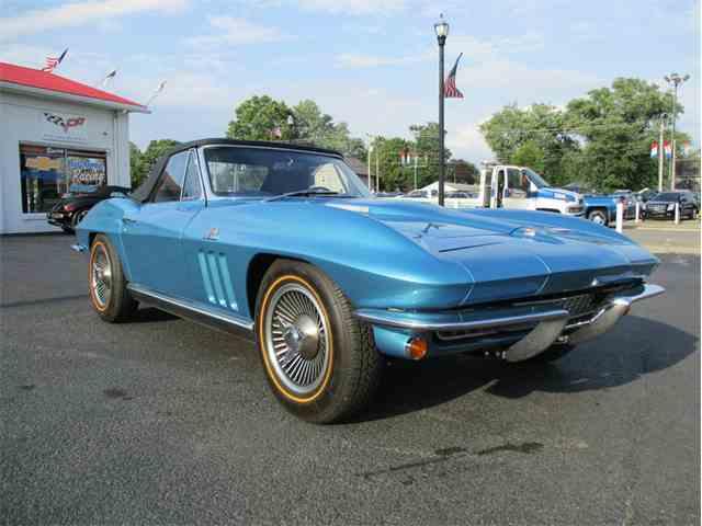 Picture of '66 Corvette - MMVA
