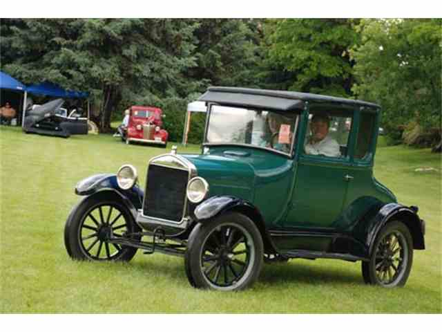 Picture of '25 Model T - MMWA