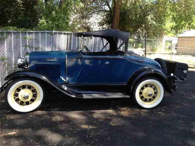 Picture of '30 Model A - MMWB