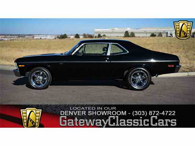 Picture of Classic '72 Nova SS located in Illinois Offered by Gateway Classic Cars - Denver - MINN