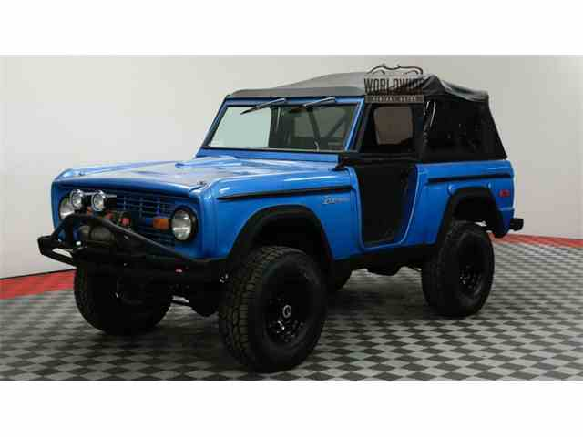 Picture of '74 Bronco - MMWN
