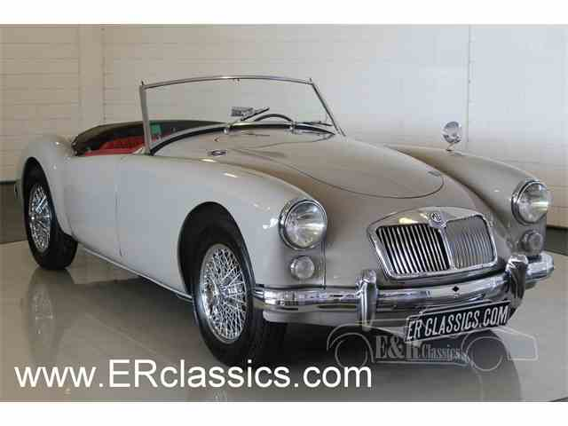 Picture of '59 MGA - MMWQ