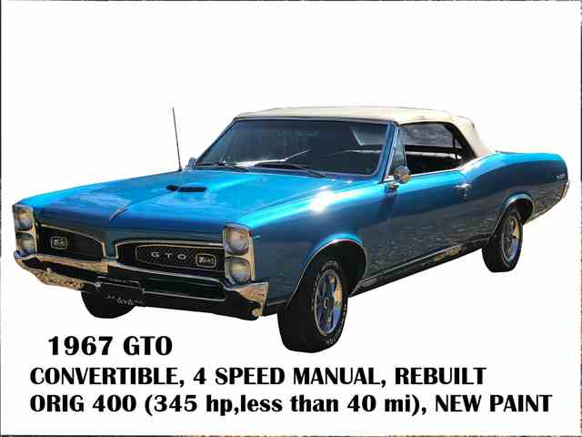 Picture of '67 GTO - MMWU
