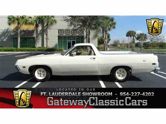 Picture of Classic 1971 Ford Ranchero - $47,995.00 - MINQ