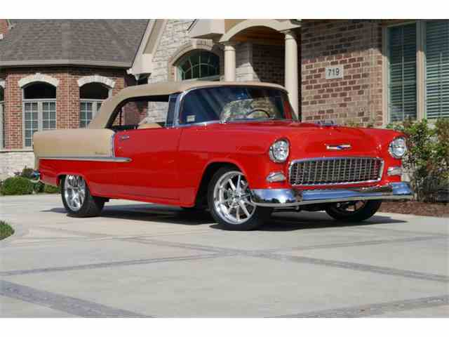 Picture of '55 Bel Air - MMXC
